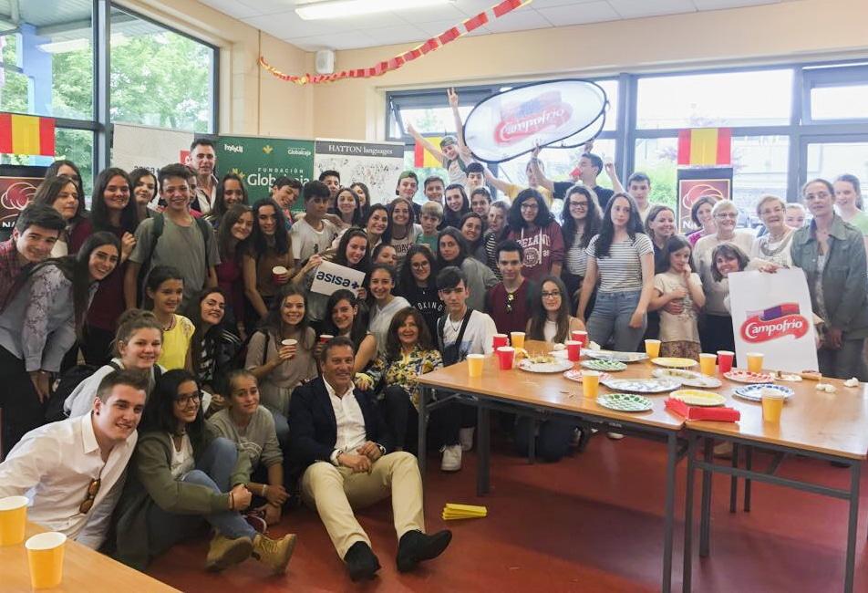 Fundación Globalcaja HXXII difunde nuestra cultura en Irlanda con su Spanish Day