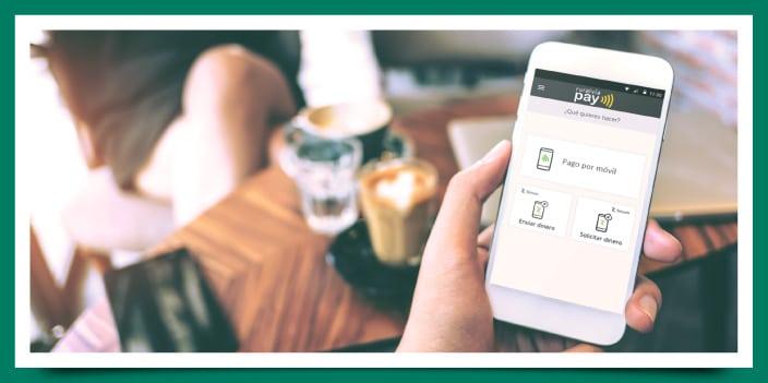 Si no llevas tarjeta, ¡paga con el móvil gracias a ruralvía pay!