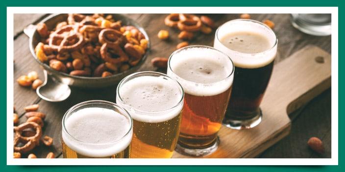 Cervezas artesanas Castellano Manchegas