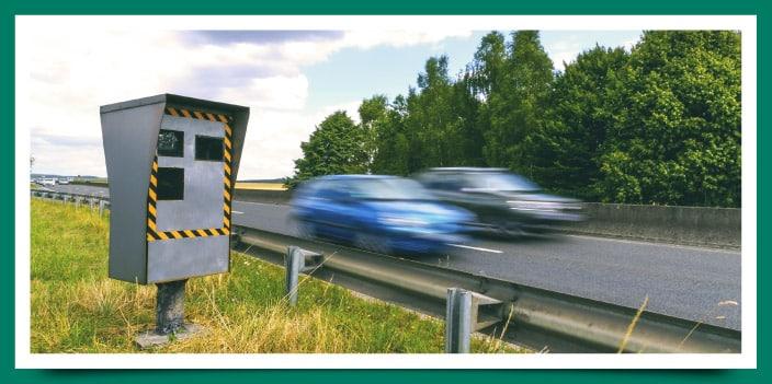 ¿Qué pasa si nos ponen una multa de tráfico en el Extranjero?