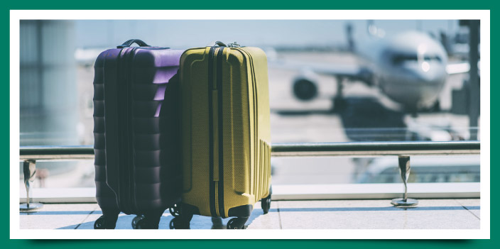 ¿Te han perdido la maleta estas vacaciones?