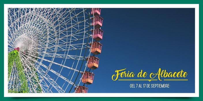 ¡Esta Feria Globalcaja apuesta por la cultura!