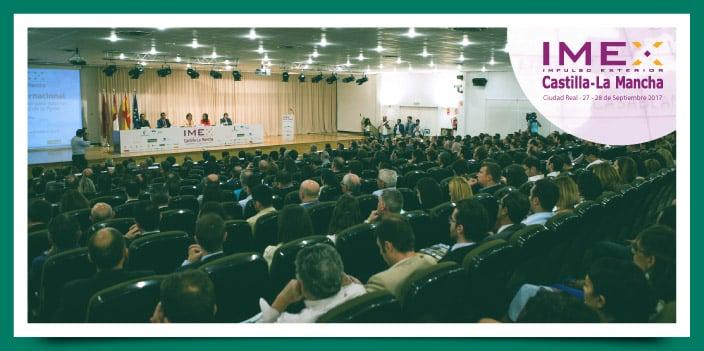 Globalcaja en Imex Castilla - La Mancha 2017