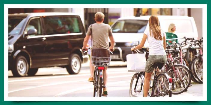¿Por qué utilizar la bicicleta en la ciudad?
