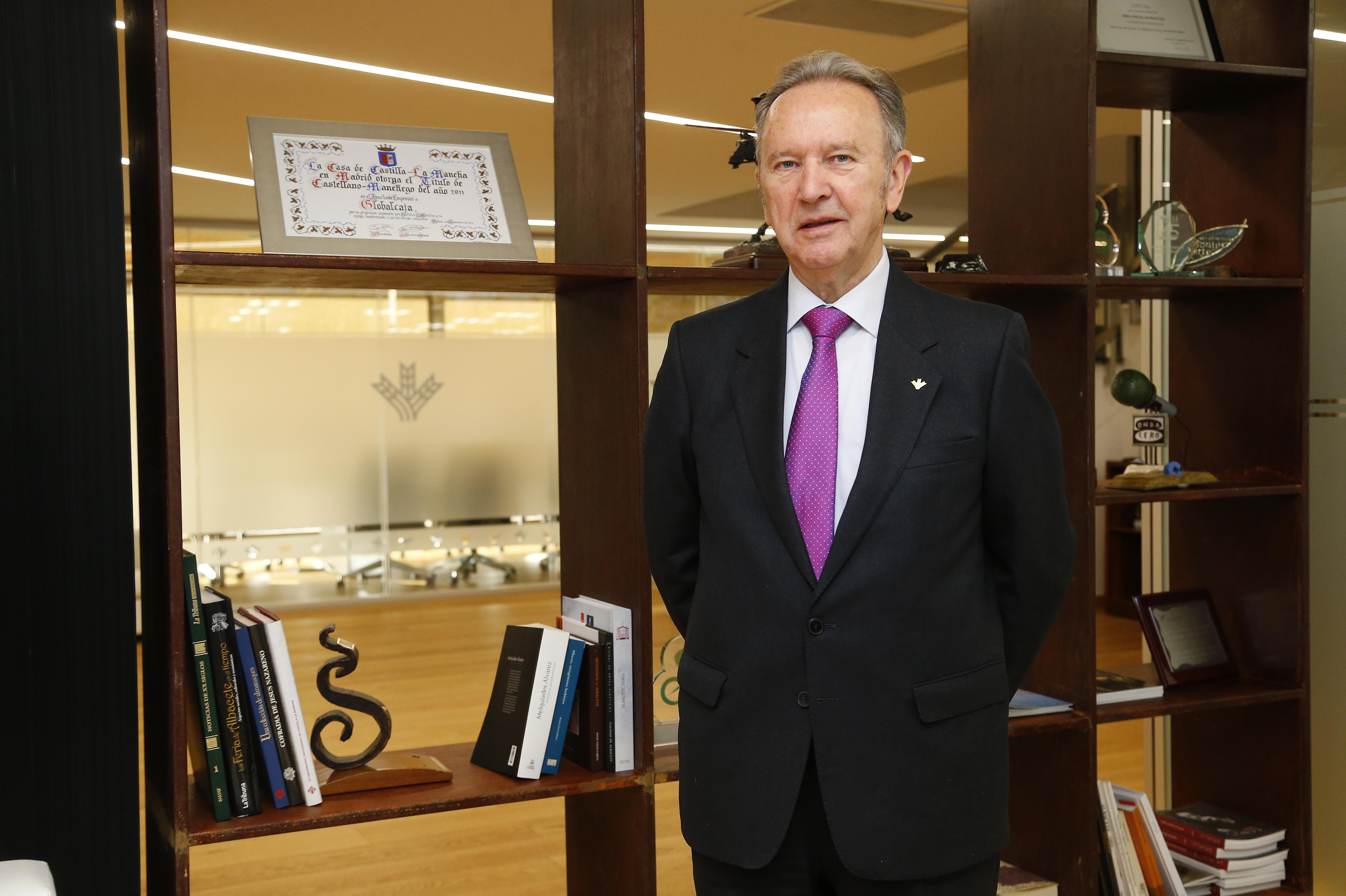 Carlos de la Sierra, reelegido vicepresidente de la Asociación Española de Cajas Rurales (A.E.C.R)