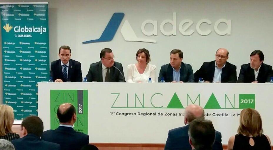 Globalcaja, patrocinador oficial del Iº Congreso Regional de Zonas Industriales
