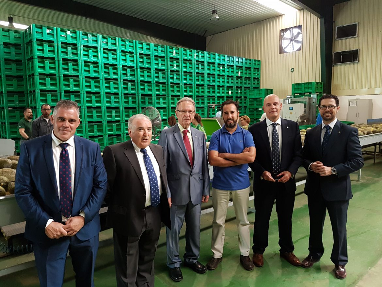 El Presidente de Globalcaja, Carlos de la Sierra, destaca la trayectoria y el futuro de Mercomancha