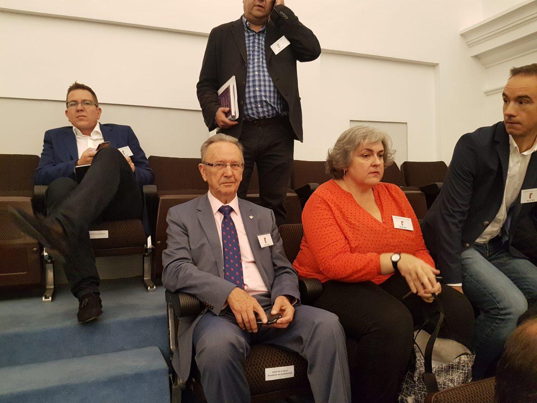 Globalcaja, en Debate Estado Región