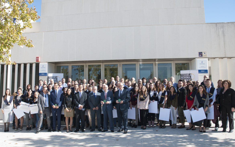 La Escuela Regional de Ventas se clausura con 27 nuevos jóvenes contratados