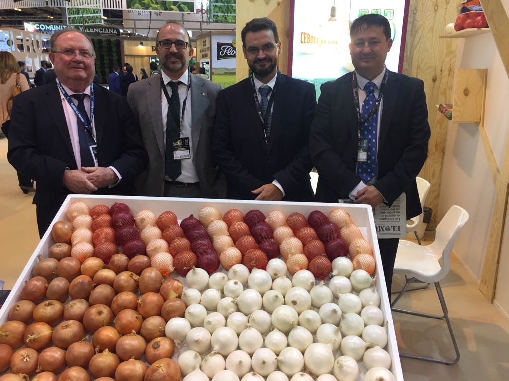 Globalcaja en Fruit Attraction 2017