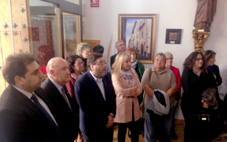 Globalcaja, presente en la conmemoración de los 15 años del Centro de Mayores de San Pedro