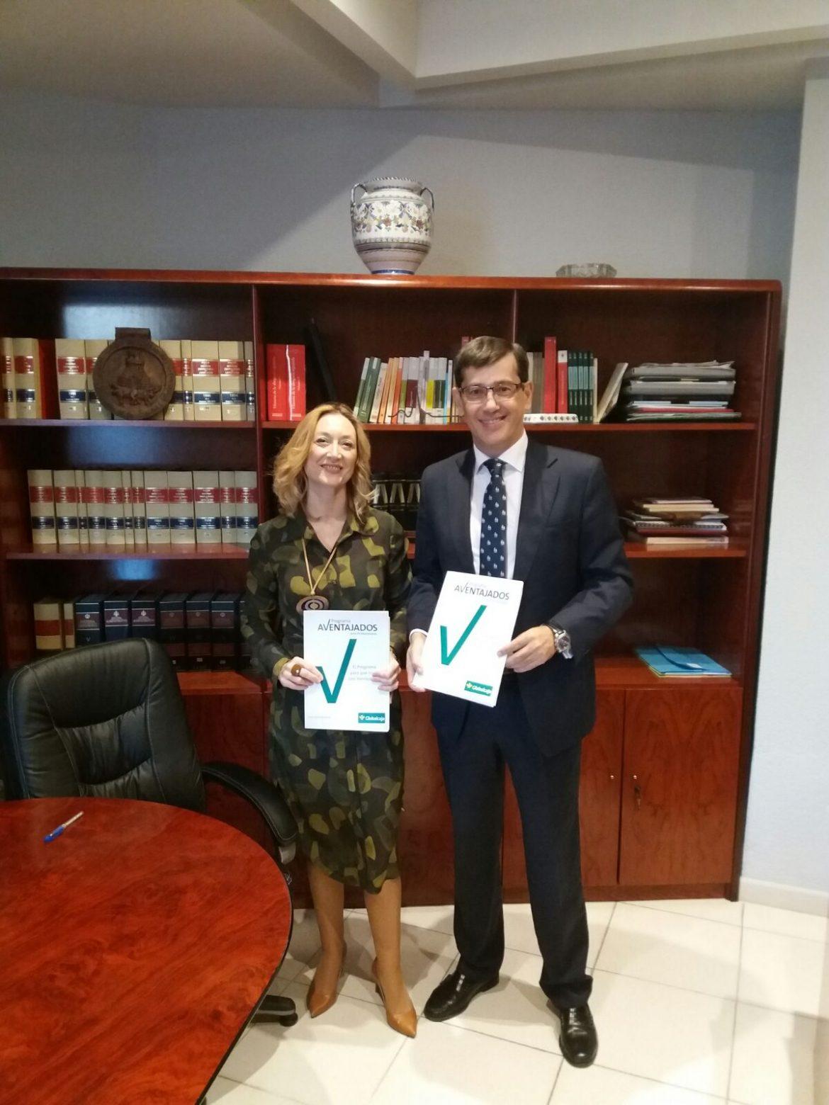 Convenio de Globalcaja con el Colegio de Abogados de Talavera de la Reina