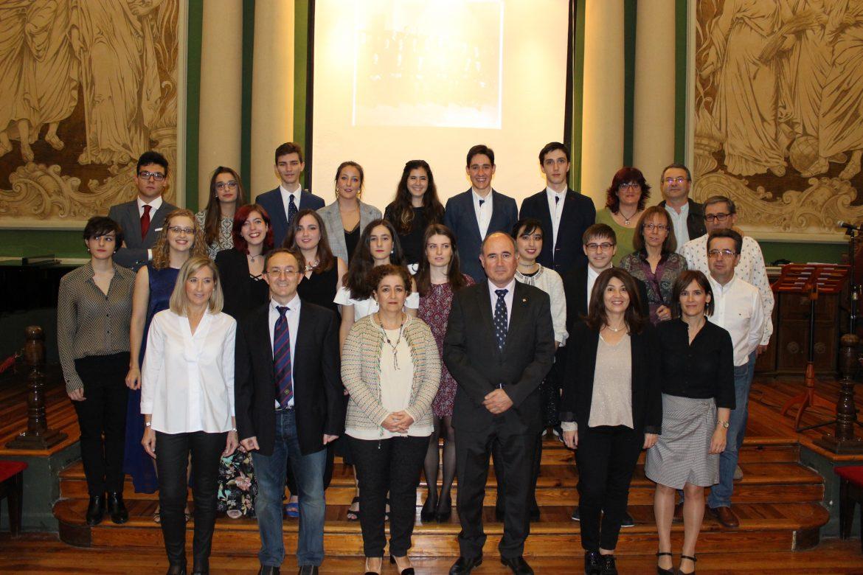 Globalcaja reitera su apuesta por la formación de los jóvenes, en la entrega de los Diplomas de Bachillerato Internacional del IES Sabuco en Albacete
