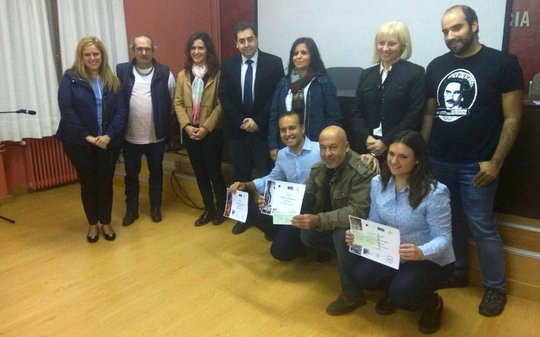 La Fundación Globalcaja, en la entrega de los premios de la II Yinkana Fotográfica de Cuenca