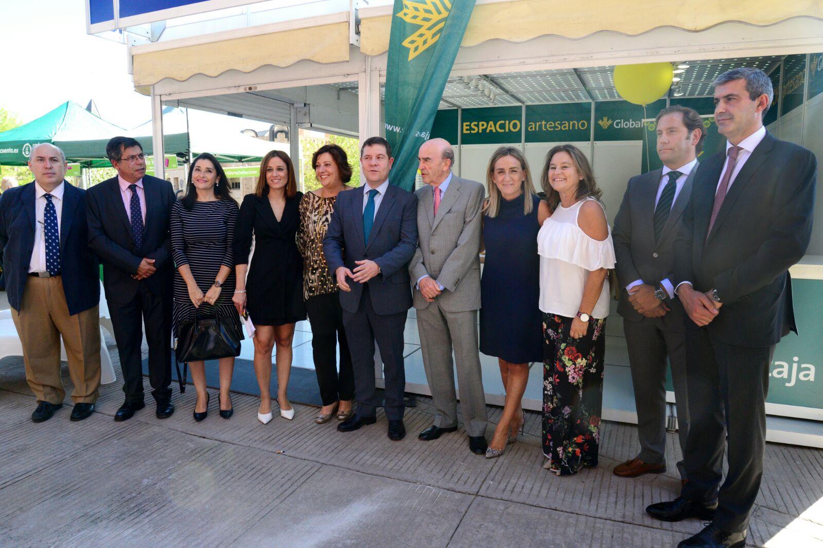 GLOBALCAJA, PRESENTE EN FARCAMA, CON TALLERES DE BARRO Y TALLERES INFANTILES