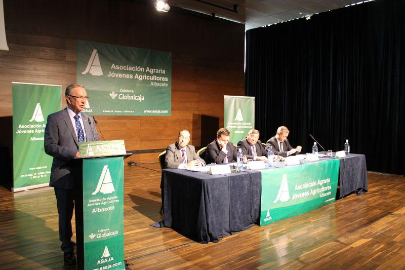 Globalcaja -Asamblea Asaja Albacete-