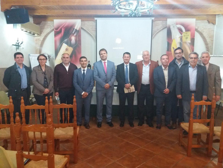 GLOBALCAJA, CON LA COOPERATIVA DE COZAR DE LA SIERRA, EN LA PROMOCION DE SUS PRODUCTOS