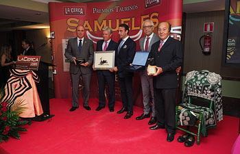 Premios: Los Samueles