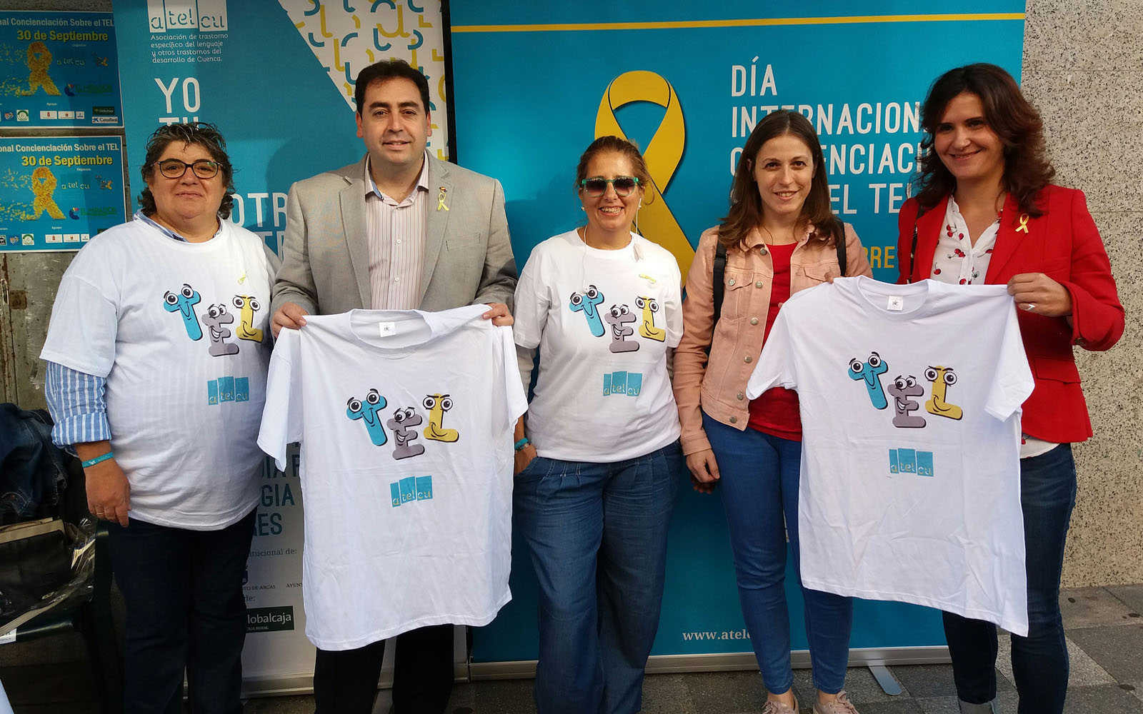 Globalcaja apoya a ATELCU en la concienciación sobre el TEL