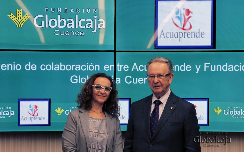 ACUAPRENDE cuenta con el apoyo de la Fundación Globalcaja Cuenca