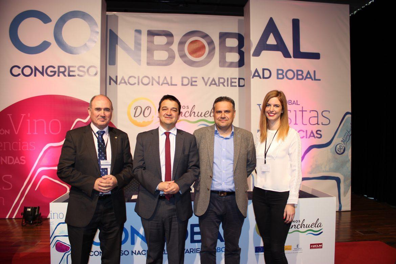 Globalcaja, en el Congreso Nacional de Variedad Bobal