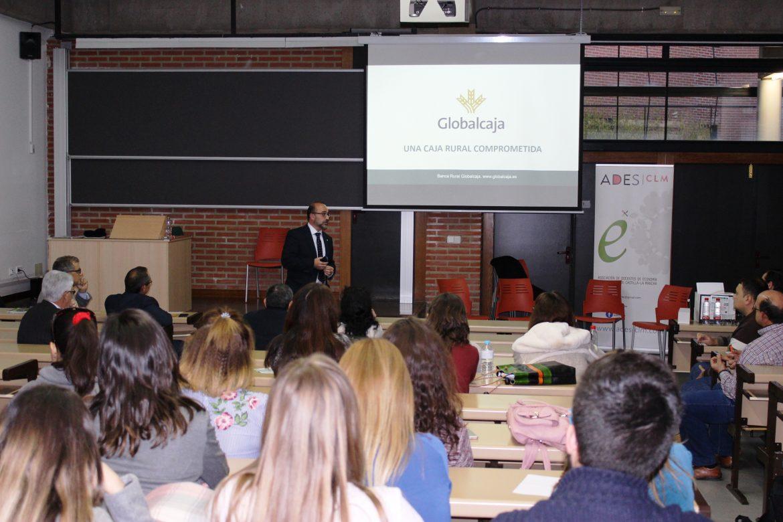- Globalcaja, presente en las II Jornadas de Economía del Cooperativismo Organizadas por ADES CLM y UCLM