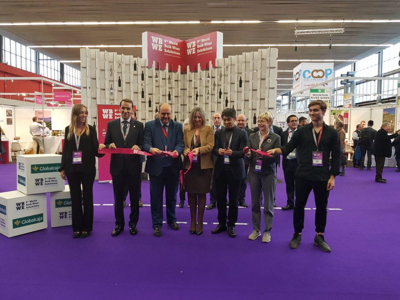 Comienza en Ámsterdam la edición más estratégica de la World Bulk Wine Exhibition para el negocio de grandes volúmenes