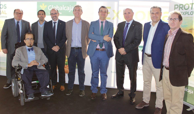 Globalcaja ha apoyado el I Foro Internacional del Almendro
