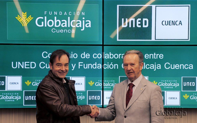 La Fundación Globalcaja Cuenca y la UNED consolidan su colaboración