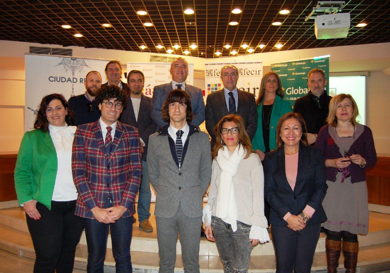 La óptica de Antonio consigue el primer premio del concurso de escaparates navideños 2017
