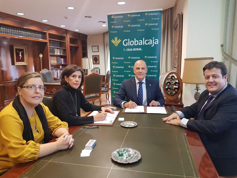 Convenio De Globalcaja Con El Colegio De Graduados Sociales De Ciudad Real