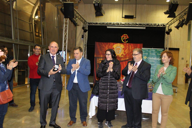 Medalla del Teatro Circo a Globalcaja por su Compromiso con la Cultura