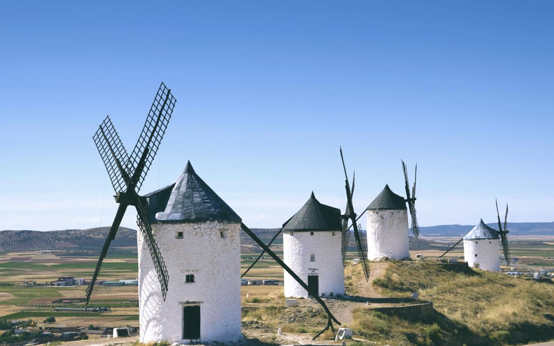 Rutas de Los Molinos de Castilla - La Mancha