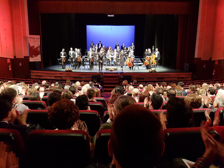 Globalcaja, Patrocinador del Concierto de Navidad y Año Nuevo de Ciudad Real