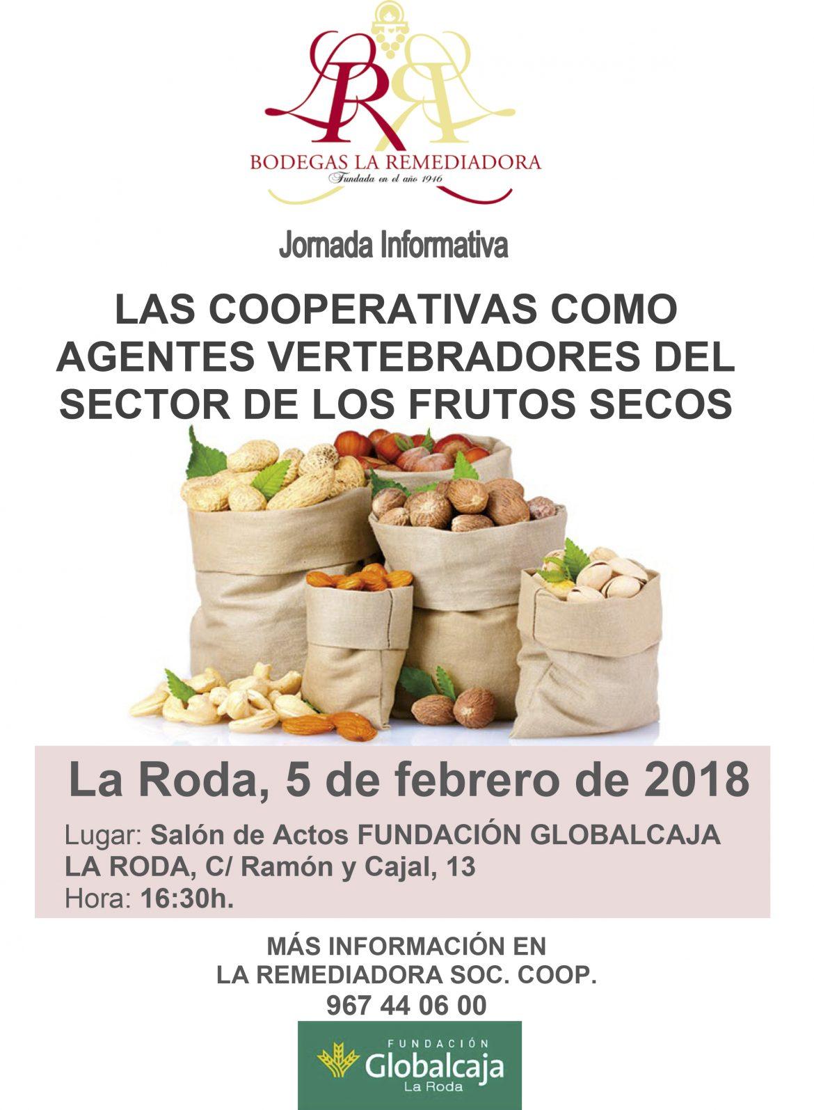 Globalcaja, en una jornada sobre el presente y futuro del sector de Frutos Secos de la Región