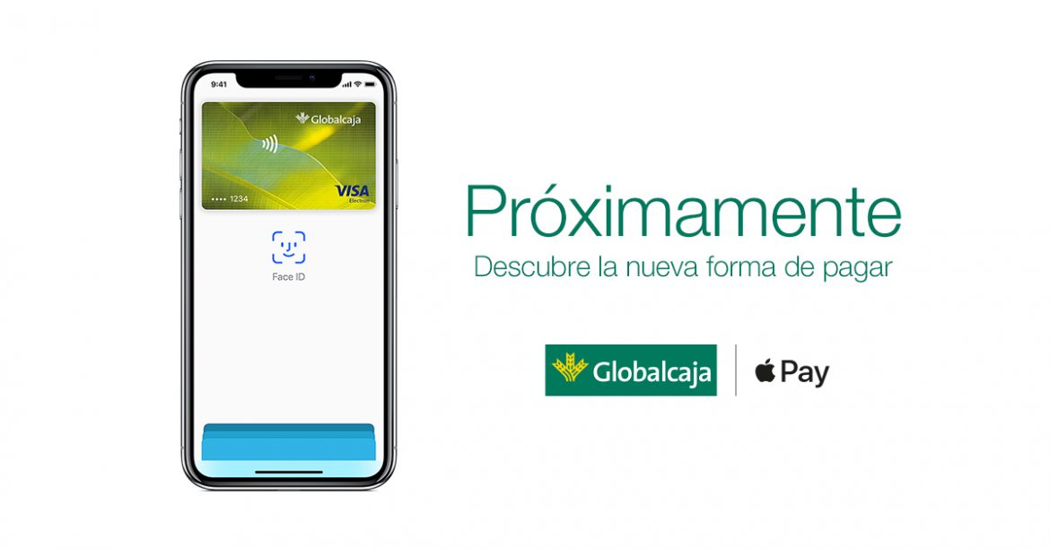 Globalcaja lanzará Apple Pay