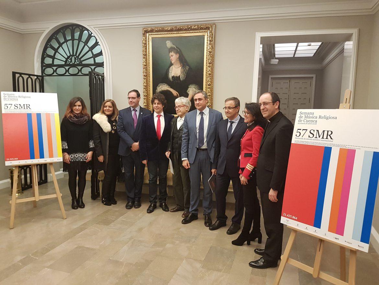 La Fundación Globalcaja Cuenca apuesta una edición más por el mundo de la cultura con su apoyo a la SMR