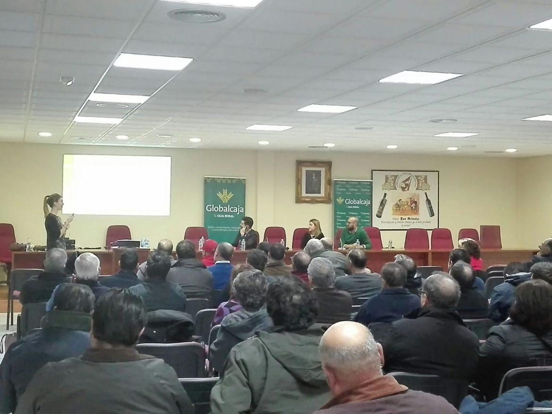 Globalcaja organiza un amplio calendario de jornadas informativas en C-LM, sobre las novedades en la reconversión y reestructuración del Viñedo