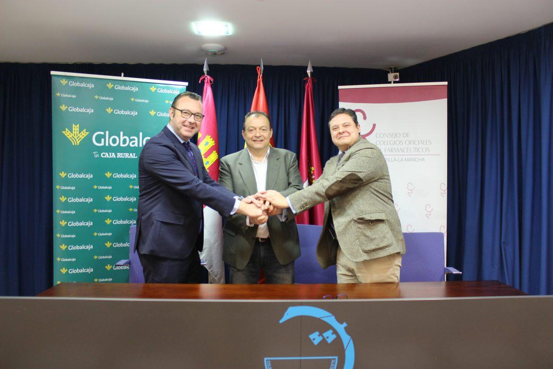 Globalcaja renueva su compromiso con los Farmacéuticos de la Región