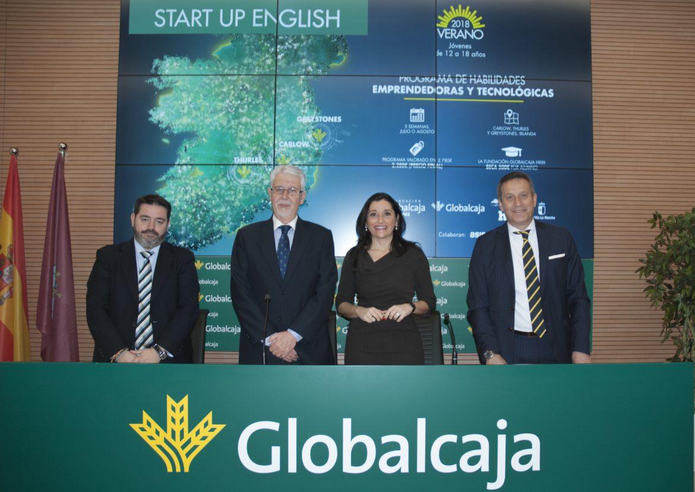 Start Up English, de la Fundación Globalcaja HXXII, llega renovado a su cuarta edición