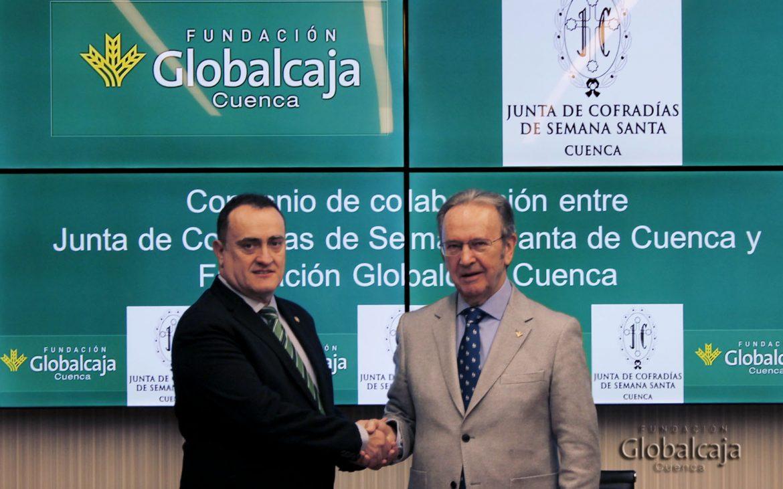 Globalcaja, con la Semana Santa de Cuenca