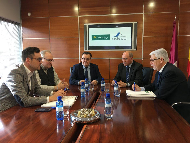 Globalcaja, en una jornada sobre el presente y futuro del sector de FrutosSecos de la Región