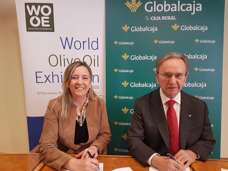 GLOBALCAJA renueva el acuerdo con la WOOE para facilitar la presencia del sector del aceite de oliva en el encuentro mundial de Madrid los días 21 y 22 de Marzo