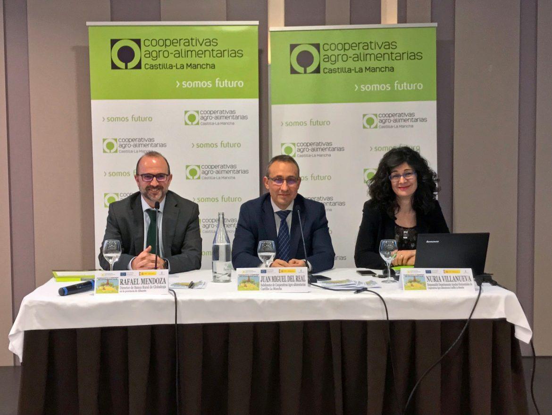 Globalcaja participa en una Jornada Formativa con Cooperativas Agro-Alimentarias sobre la PAC