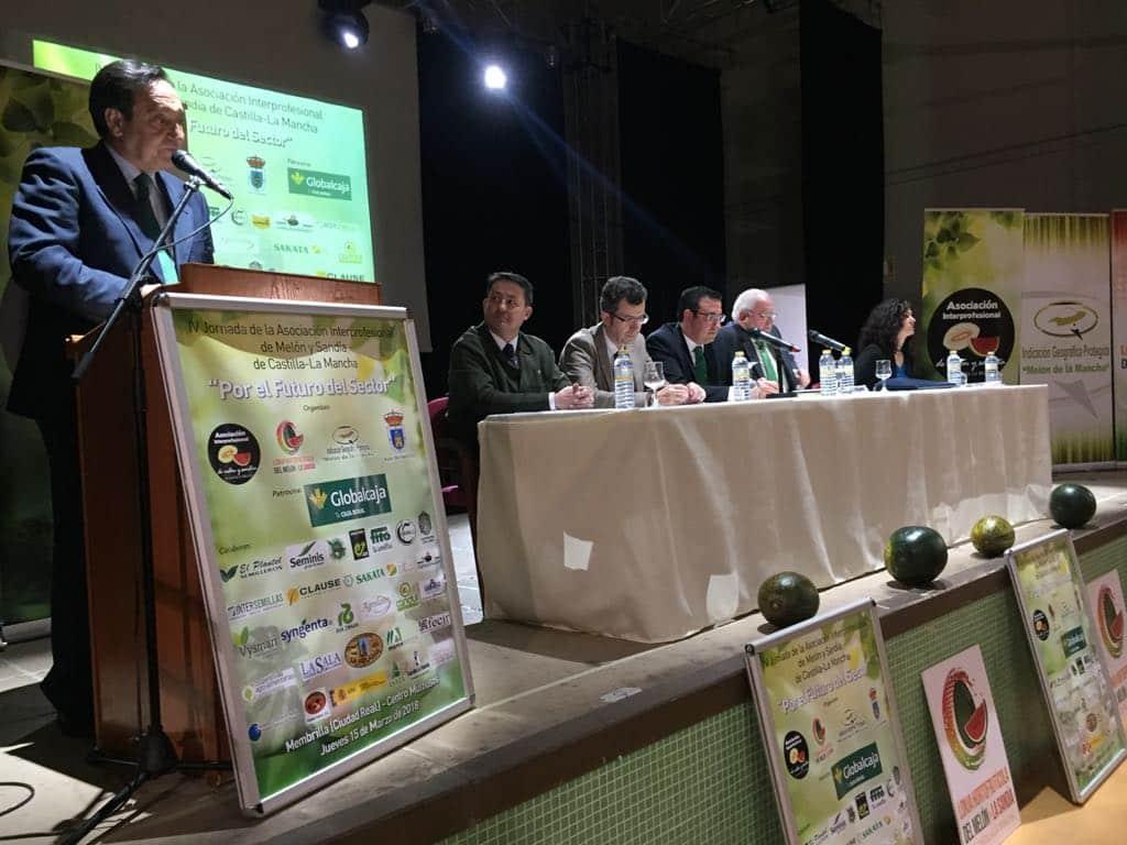 Globalcaja apuesta por la proyección del sector del melón y la sandía de Castilla-La Mancha