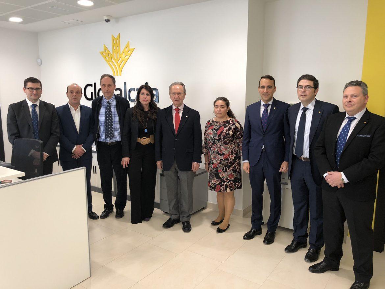 Globalcaja lanza su nuevo modelo de Oficina en Cuenca