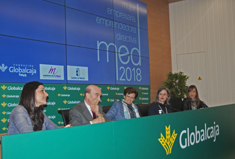 Globalcaja HXXII e Instituto de la Mujer apuestan por la mejor formación para directivas
