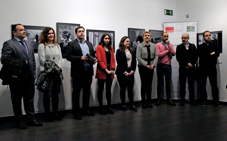 """La exposición Objetivo Nazareno en la Sala ACUA UCLM de Cuenca, en el marco de actuación del Aula Cultural """"Globalcaja"""""""