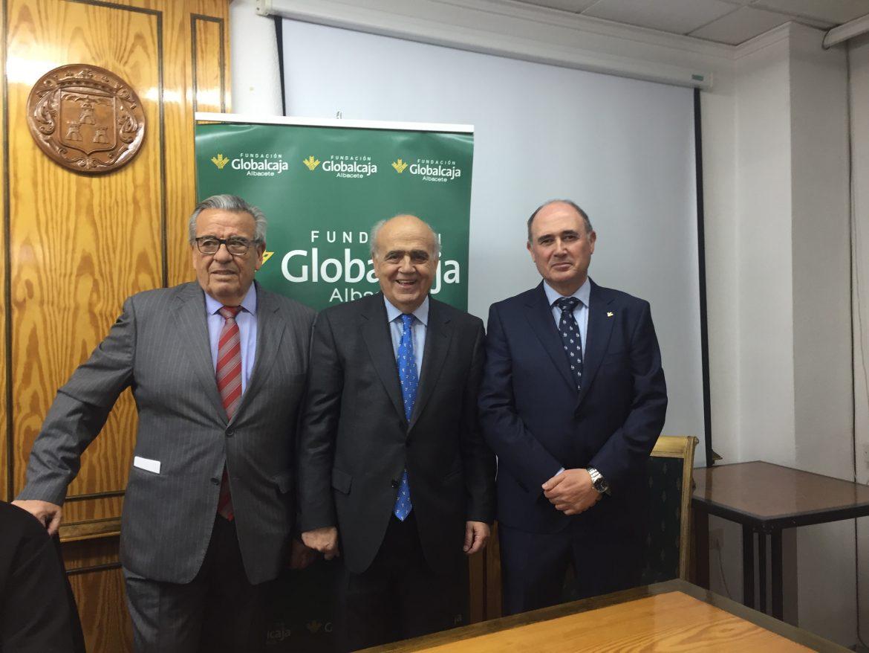 La Fundación Globalcaja Albacete colabora con el Ciclo de Conferencias sobre La Constitución