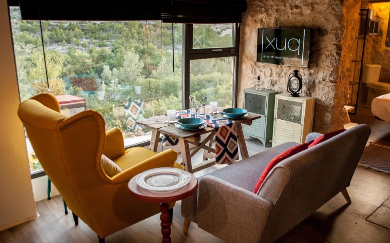 Inspiradores: Xuq - Grupo De Alojamiento Turístico S.L